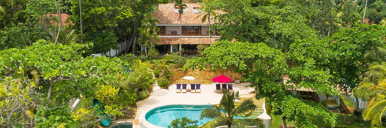 Villas in Sri Lanka Meda Gedara