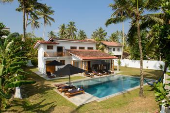 Villas in sri lanka holiday villas for House garden design in sri lanka